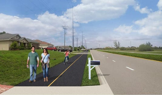 Cape Coral moving along with plans for state-funded, bike