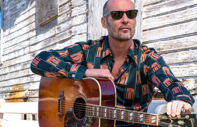 Paul Thorn returns to the Blues & Roots Fest at Door Community Auditorium for a Nov. 2 concert.