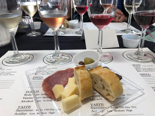 Parallel 44 Vineyard & Winery now offers special groups a wine sensory class to help people better understand flavor combinations. The offer, for a minimum of 12 people, is one of the new Green Bay Signature Experiences tourism officials are promoting.