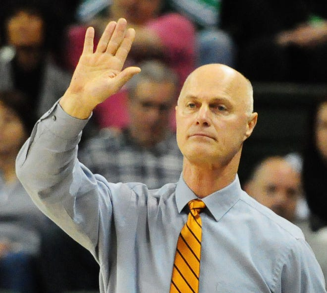 UWGB coach Kevin Borseth is looking for some returning players to step up on offense this season.