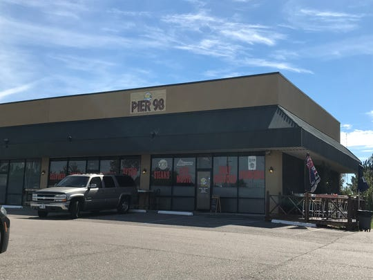 Pier 98 has moved to a new location on Old Highway 11.