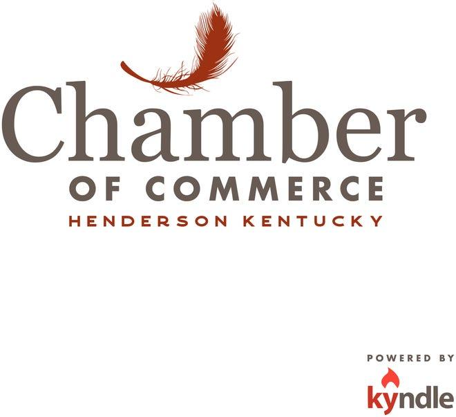 The new Henderson Chamber of Commerce logo.