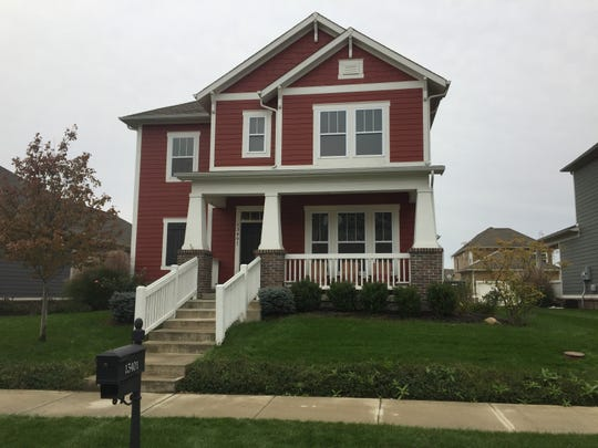 Police found the bodies of two longtime Hamilton Southeastern teachers about 6 p.m. Wednesday in this home in Fishers.