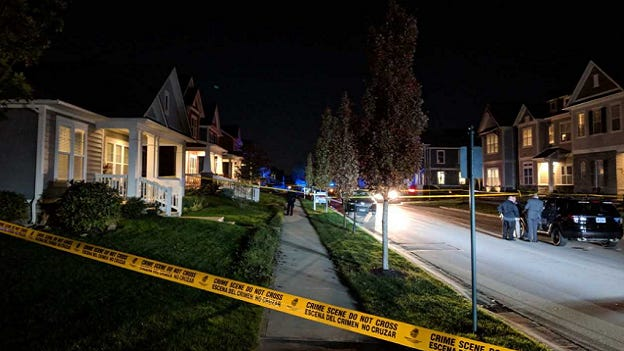 The bodies of two Hamilton Southeastern teachers were found in a home in the 13000 block of Dorster Street of Fishers on Wednesday.