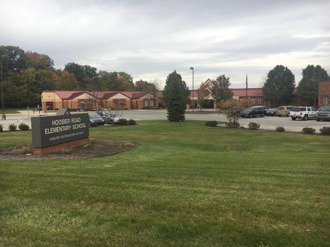 Hoosier Road Elementary on Oct. 25, 2018.