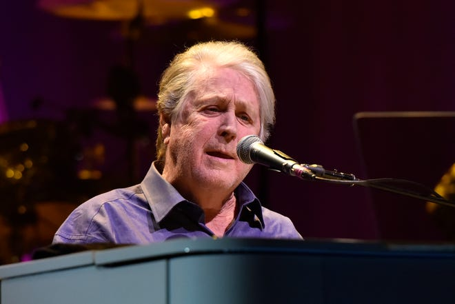 Former Beach Boy Brian Wilson will perform at The Palladium at the Center for the Performing Arts in Carmel on Nov. 17.