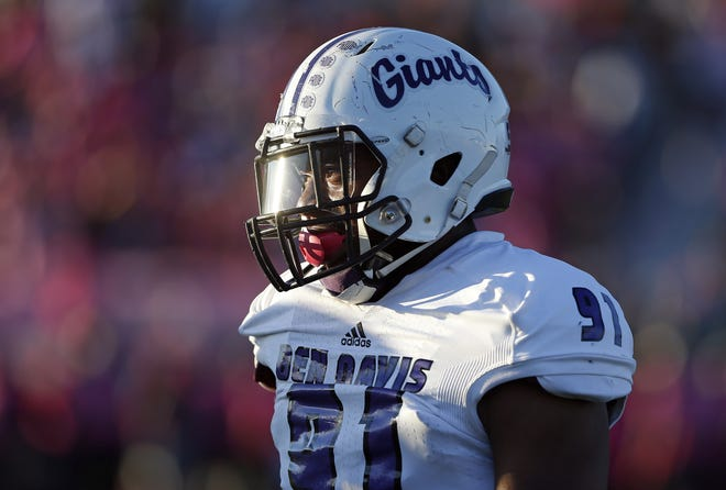 Ben Davis' Rayvion Tharpe will look to try and slow down the high-powered Warren Central offense.
