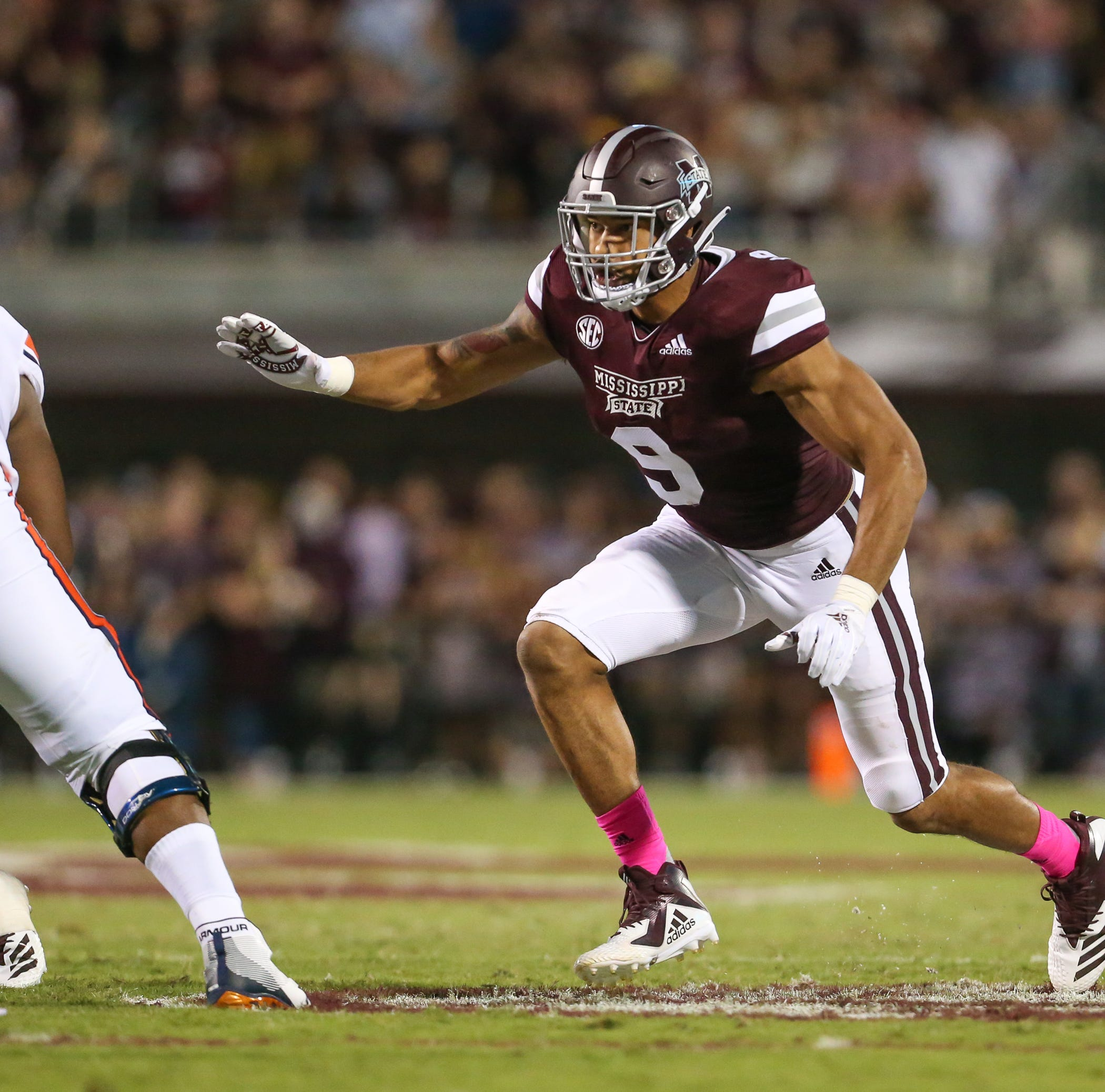 Three Mississippi State Bulldogs make Associated Press All-America teams