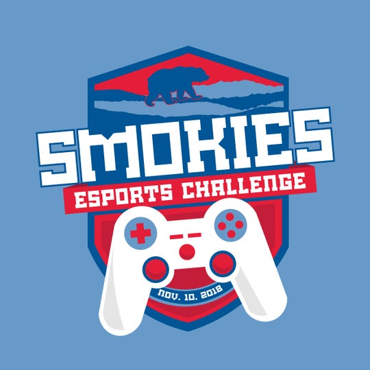 The Tennessee Smokies is hosting an eSports tournament at Smokies Stadium on Nov. 10.