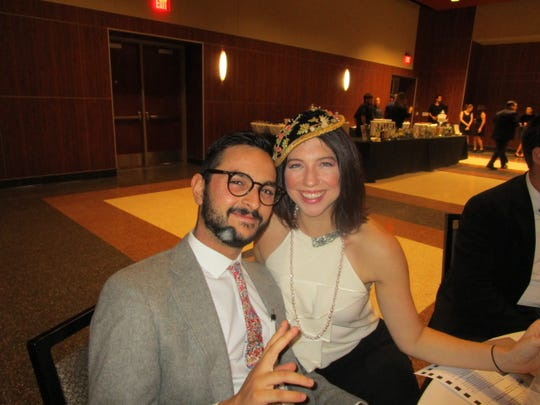 James Billeaudeau and Dayna Haynie