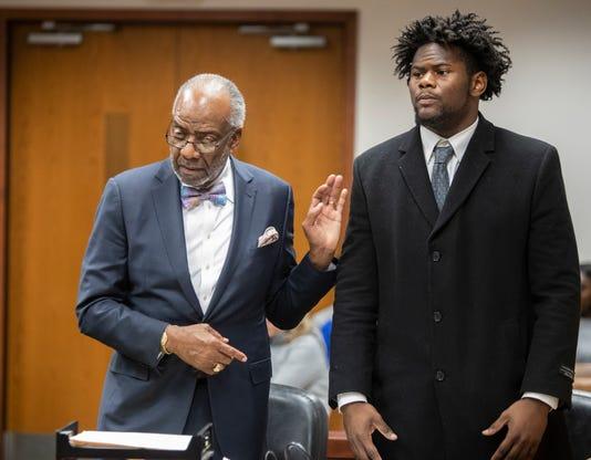 Kemari Averett court appearance