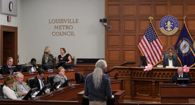 Several Louisville Metro Council seats are included in the June 23 primary election.