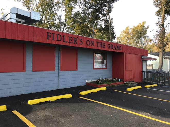 Fidler's on the Grand is open at  4805 N. Grand River Ave., in Lansing.