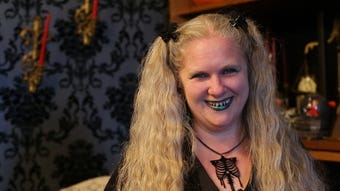 After running a haunted house for 25 years, Dawn Dabeck now runs a Dead and Breakfast that offers a uniquely terrifying experience year-round.