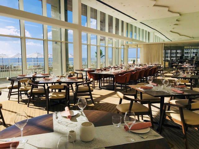 Jw Marriott S Adult Exclusive Restaurant Debuts