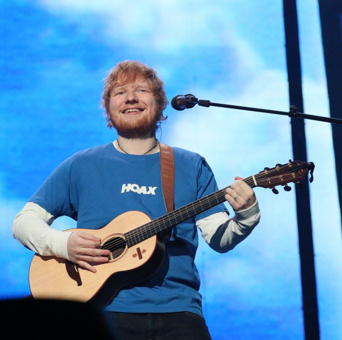 From Ed Sheeran to the Eagles, the 9 top-grossing tours that came to Milwaukee in 2018