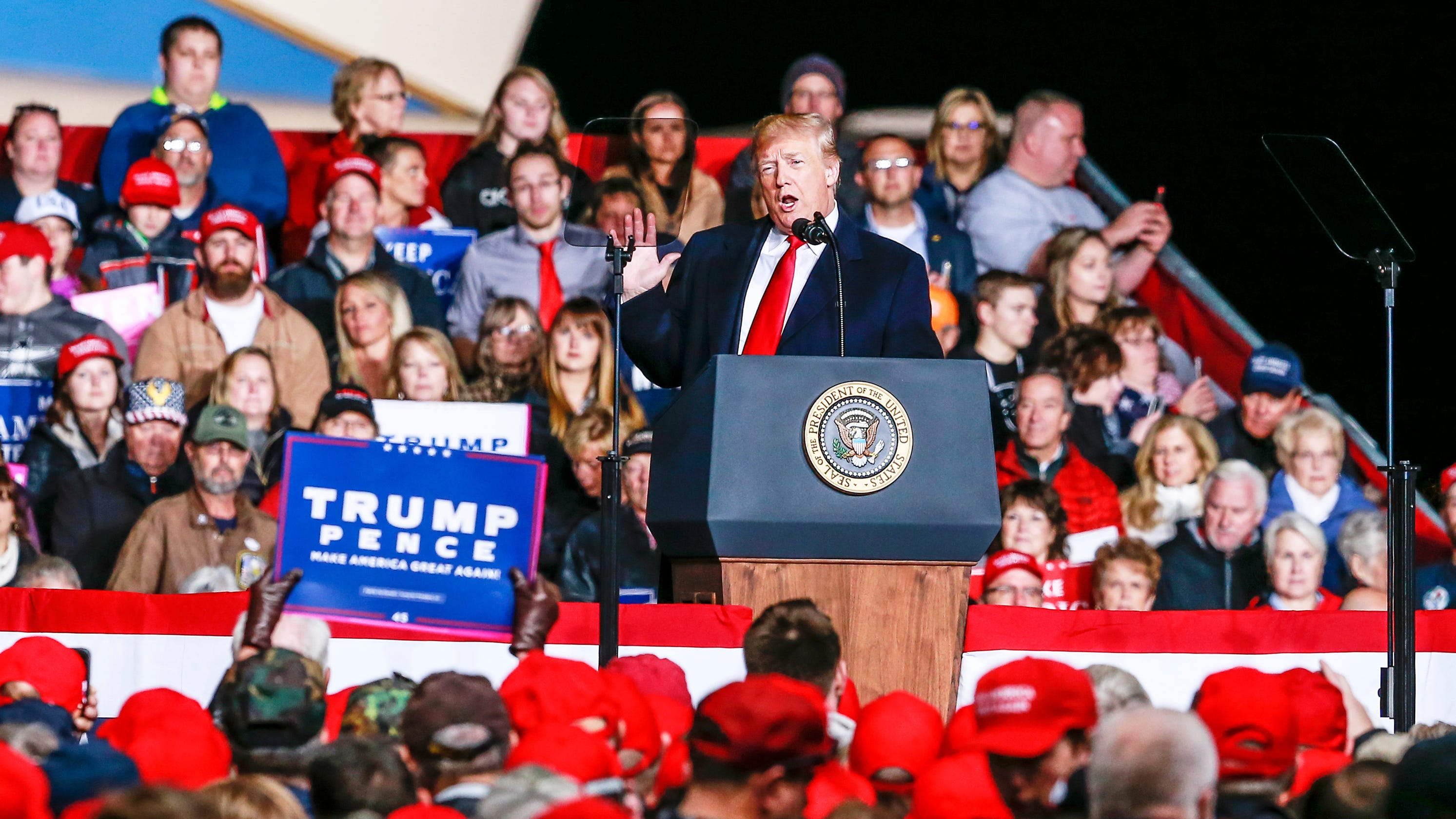 Are parts of Wisconsin \'Trump Country\' swinging back to ...