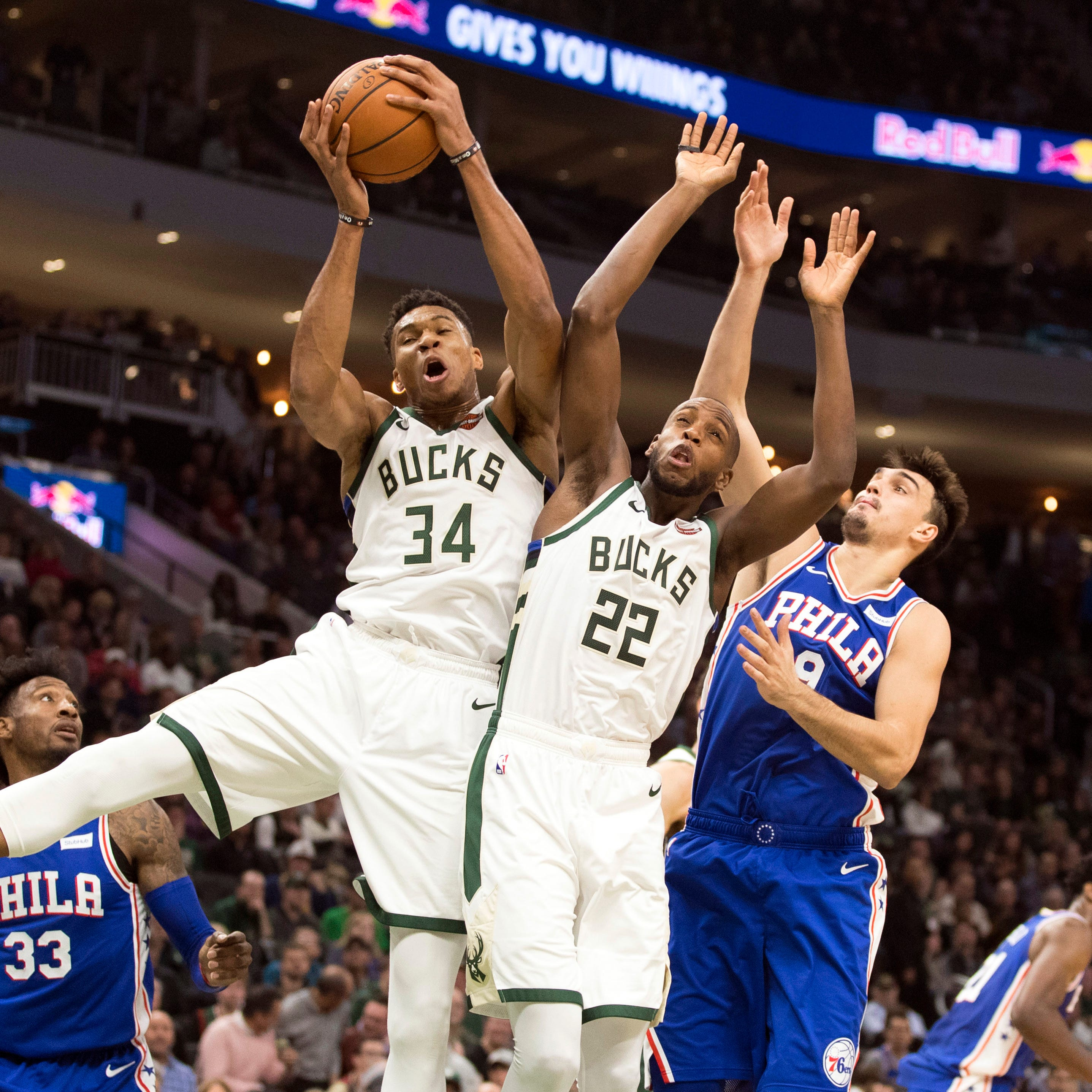 Bucks 123, 76ers 108: One shiny quarter pays big dividends