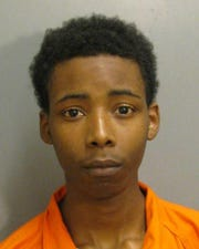 Shar'Tavius Walker is one of four Montgomery teenagers charged with 31 total felonies from eight separate cases spreading from late September to mid-October.