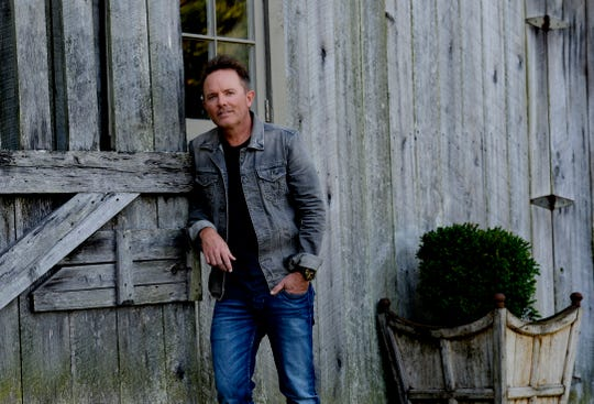 Christian singer Chris Tomlin at his historic home and barn on Wednesday, Oct. 24, 2018, in Franklin, Tenn. Tomlin, who is releasing a new album and launching a tour, is the only Christian artist to surpass 1.5 billion streams.
