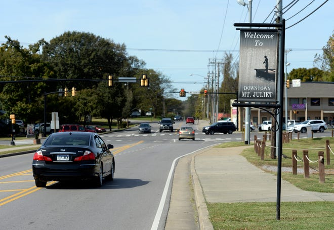 Development proposals planned for the land near the Mt. Juliet train station could change the area with road improvements and more building.