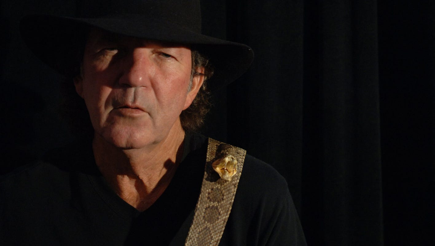 Tony Joe White, 'Polk Salad Annie' songwriter,' dead at 75
