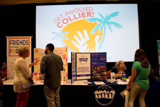 "File: Leadership Collier Foundation (LCF), an affiliate of The Greater Naples Chamber of Commerce, is hosting the fourth annual free ""Get Involved Collier!  Volunteer Expo."""