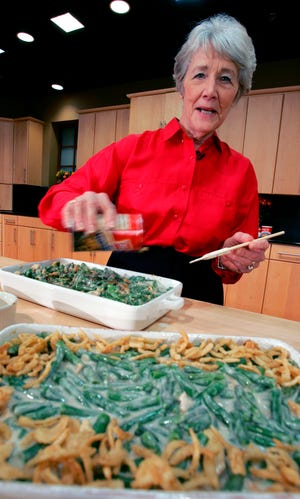 Dorcas Reilly, the creator of green bean casserole, passed away earlier this month.