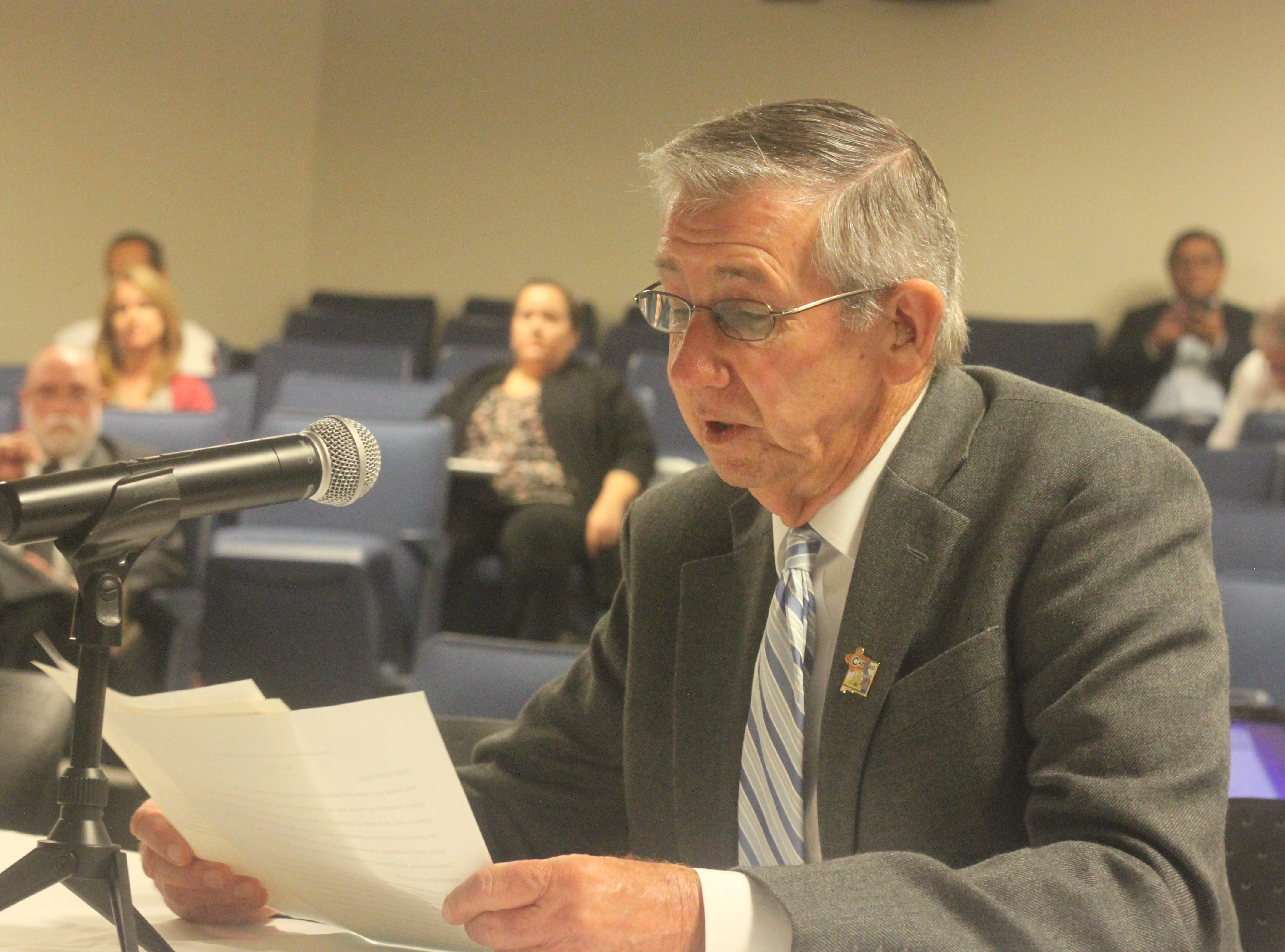 Mayor's progress report: Prayer breakfast highlights November activities