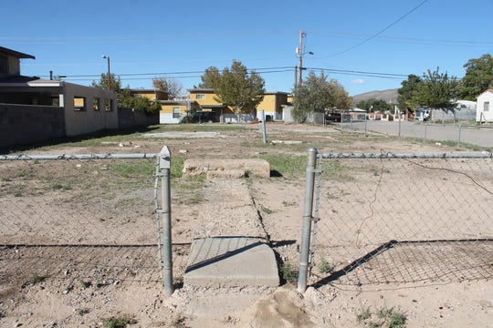 The house formerly located at 1509 12th Street was abandoned and in violation of code, but the property owners removed the structure after Code Enforcement alerted them of the violations.