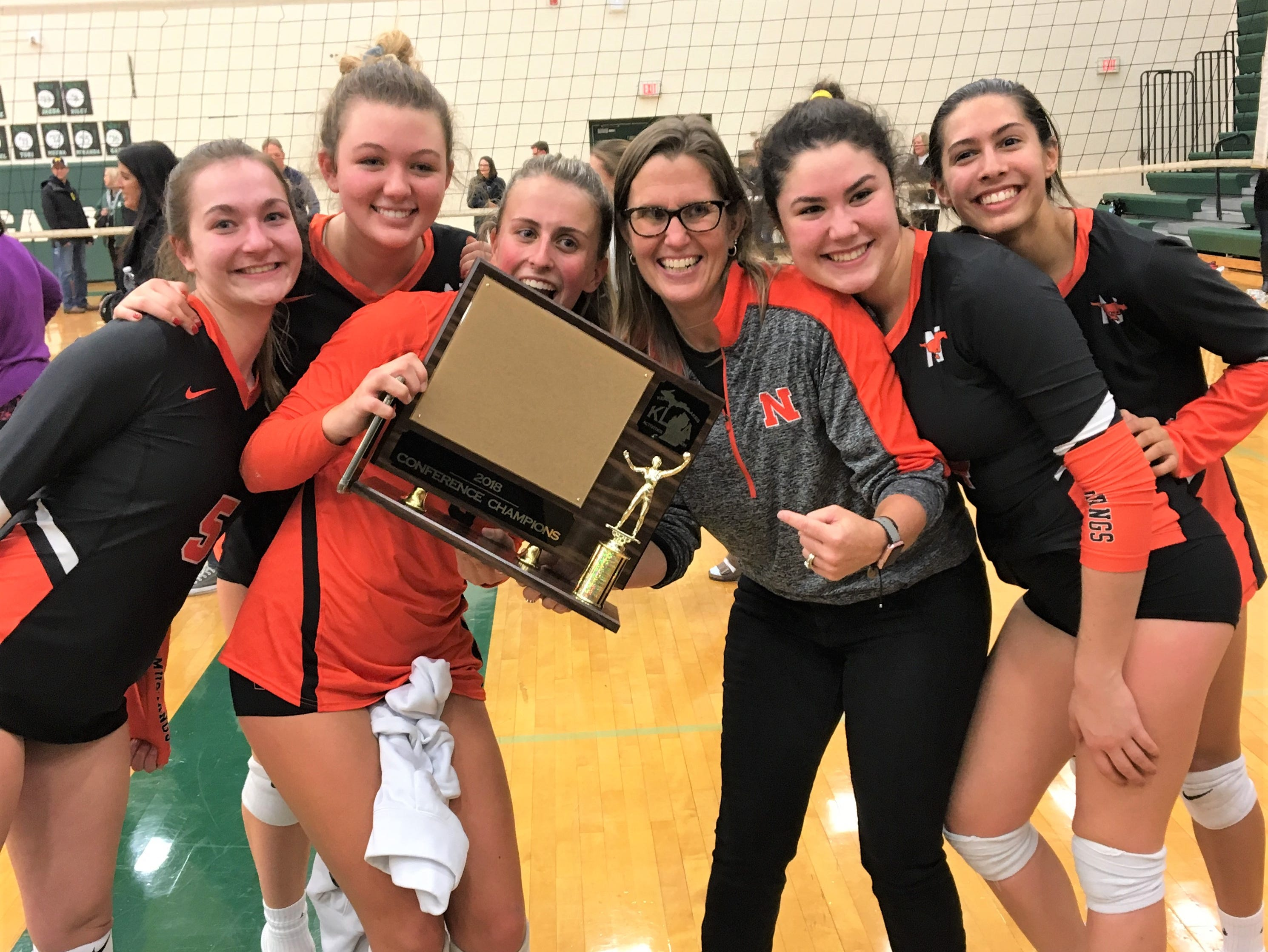 KLAA girls volleyball champ Northville unseats Novi in tourney final