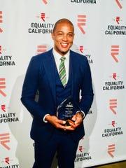 Equality Visibility Award Honoree Don Lemon