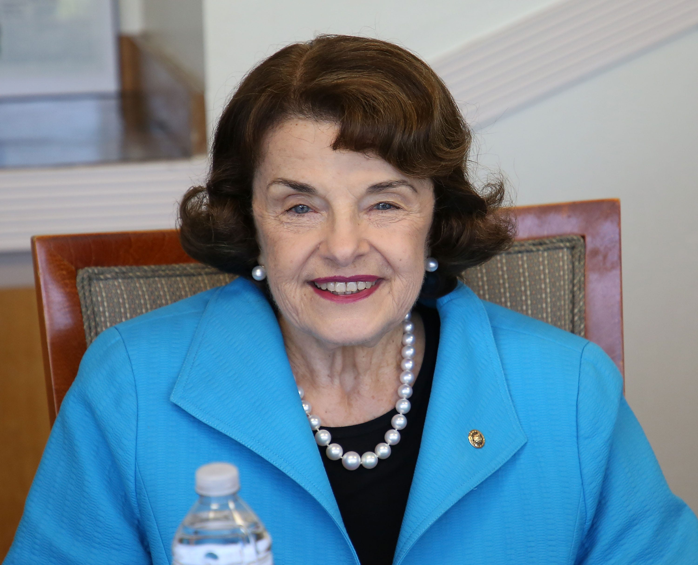 sen dianne feinstein has advice for women who want careers in politics sen dianne feinstein has advice for