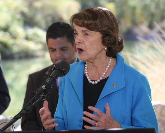 Sen. Dianne Feinstein is 85. Columnist Marshall Frank argues for age limits for Congress, president and U.S. Supreme Court.