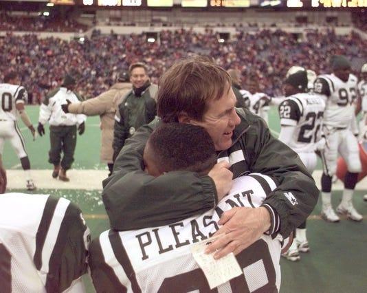 New York Jets Defensive Coordinator Bill Belichic