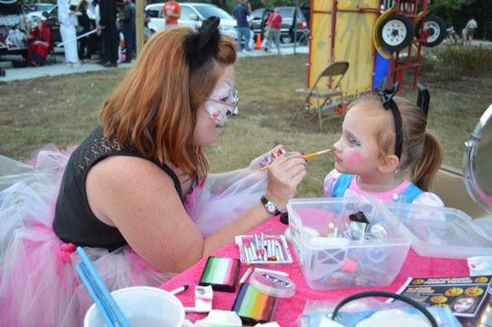 Woodbine Church in Pace will hold its annual Fall Festival from 6 to 8 p.m. Wednesday at the church. This is a family friendly alternative to neighborhood trick or treating.