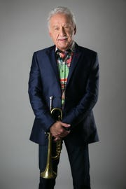 The Tonight Show with Johnny Carson band leader and trumpeter, Doc Severinsen, will perform a concert with the Pensacola Civic Band on Saturday at the Saenger Theatre as part of the Foo Foo Festival.