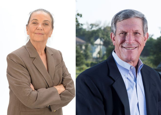 Ann Hill and Butch Hansen