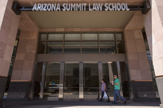 Arizona Summit Law School is among the private schools that announced in 2018 that they would be closing. The school, once located at Central Avenue and Washington Street, set up plan for current students so they could finish up their law degrees by taking classes at other schools.