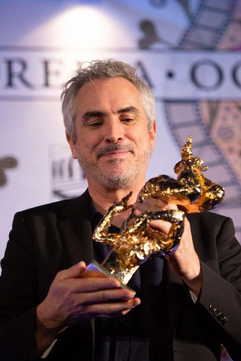 Cuar N Recibe Premio En El Festival De Cine De Morelia