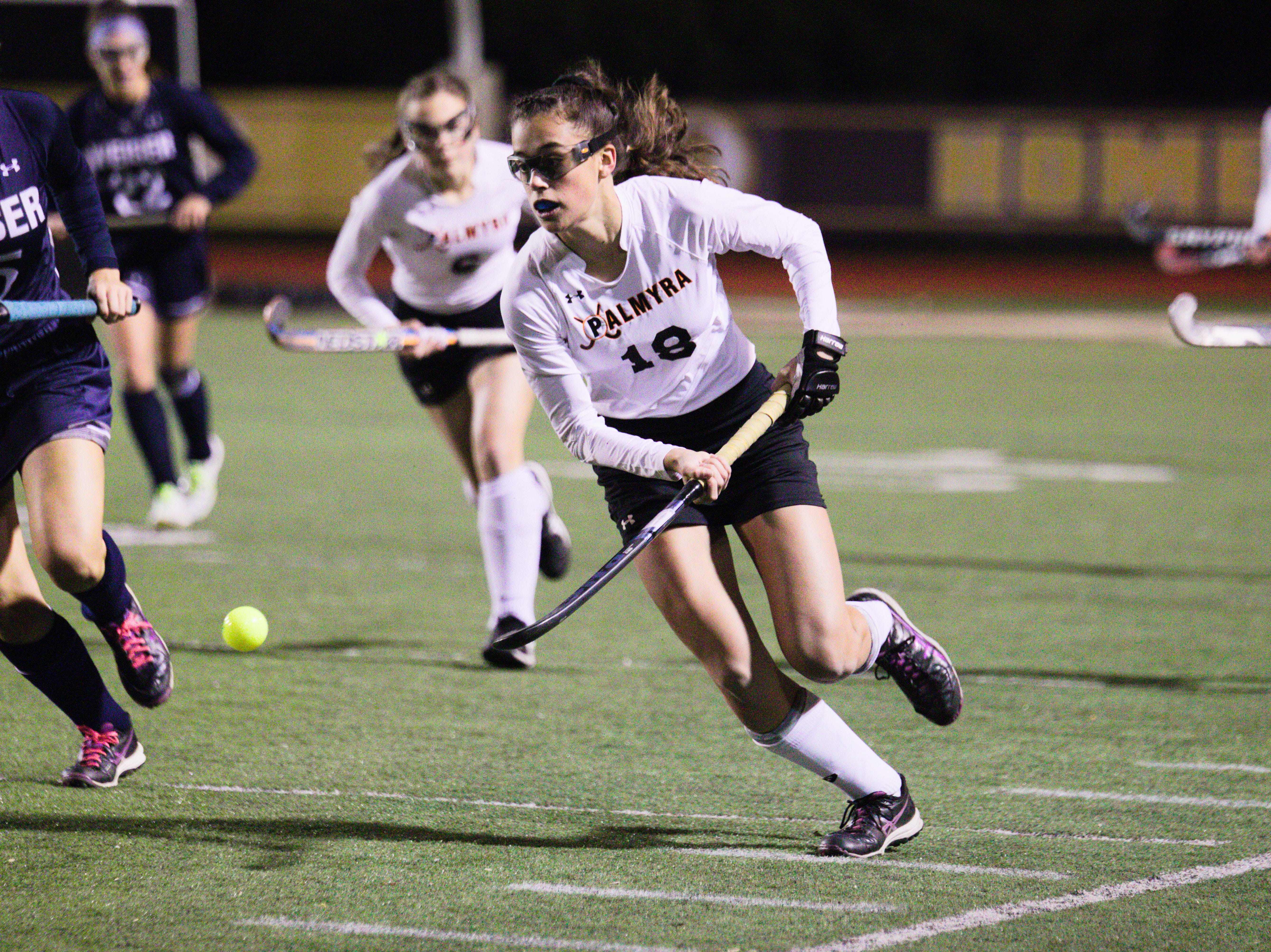 Minus 'A' game, Palmyra pulls out state opener on Julian's goal