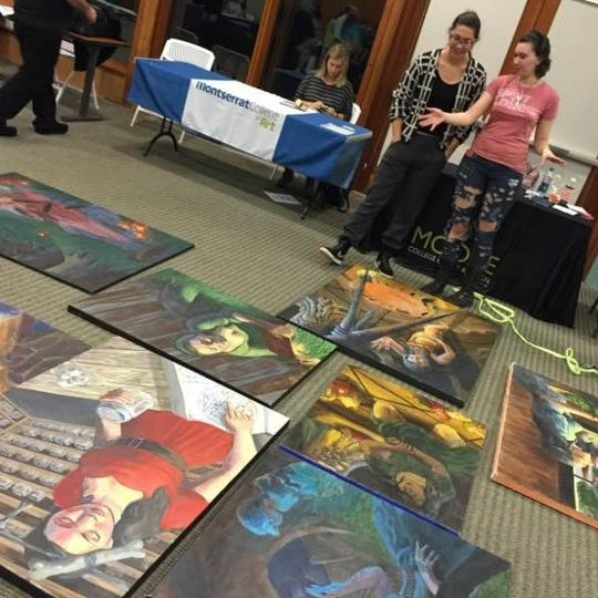 The Art Effect will have its annual Hudson Valley Regional Portfolio Day Nov. 9 at the Franklin D. Roosevelt Presidential Museum and Home, Hyde Park.
