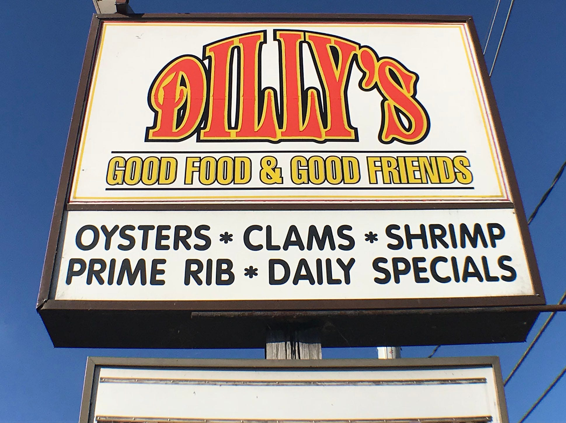 Health problems experienced by Dilly's owners Del Mills and Sandy Mowen were cited as a reason they are closing the Chambersburg restaurant.