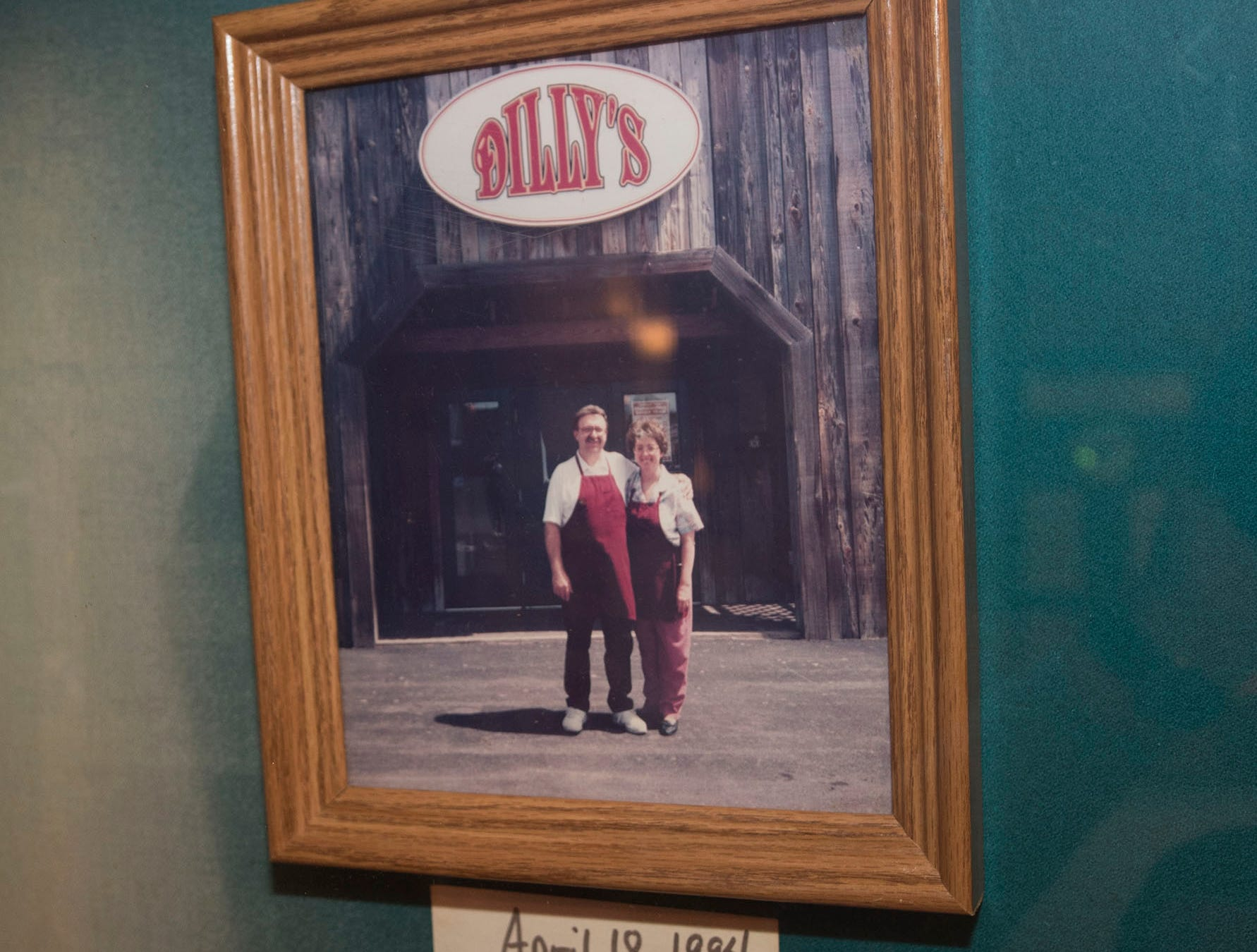 A photo shows Del Mills and Sandy Mowen when their restaurant opened in '94. Health problems experienced by Dilly's owners Del Mills and Sandy Mowen were cited as a reason they are closing the Chambersburg restaurant.