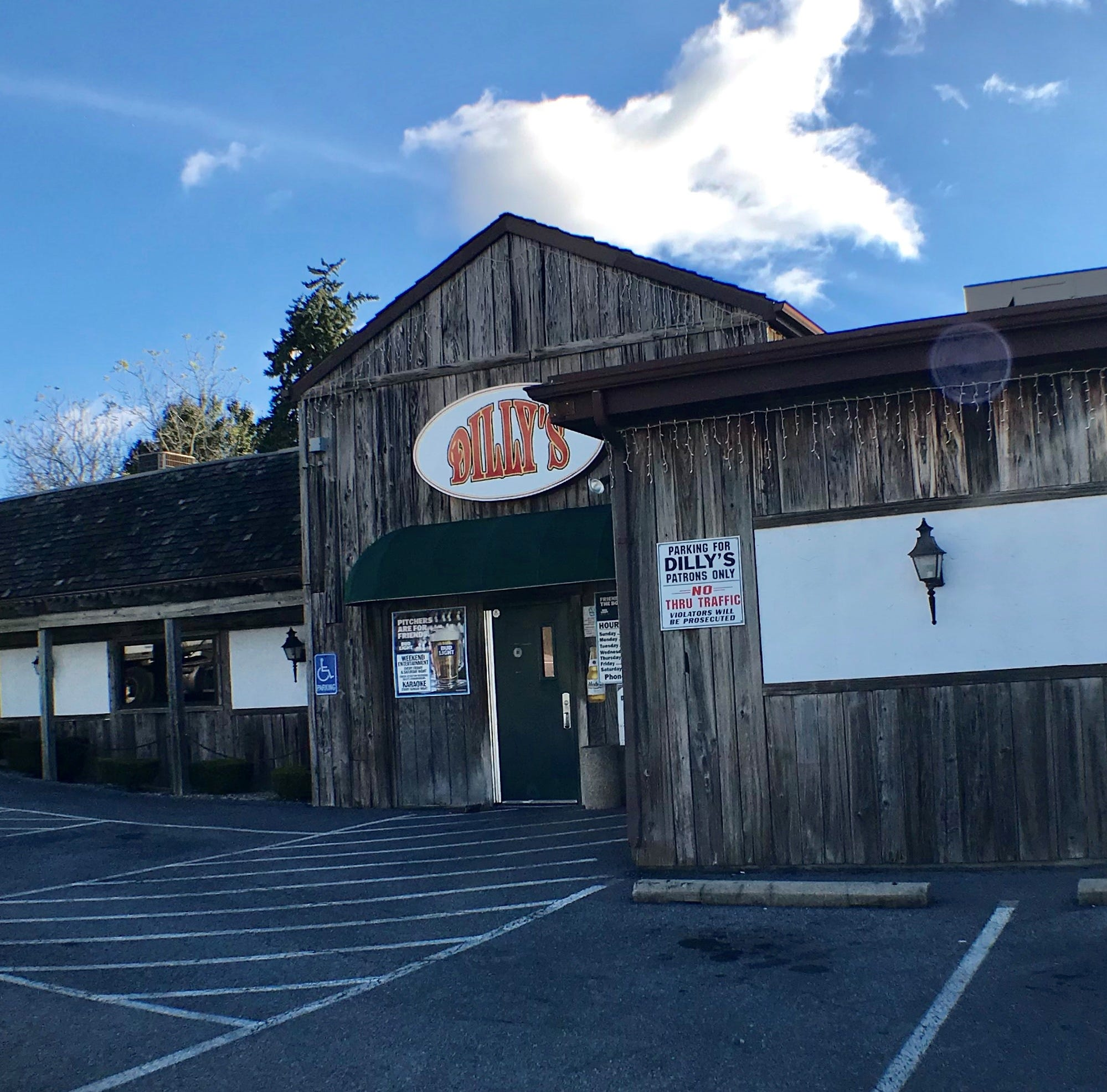 Chambersburg restaurant Dilly's will close