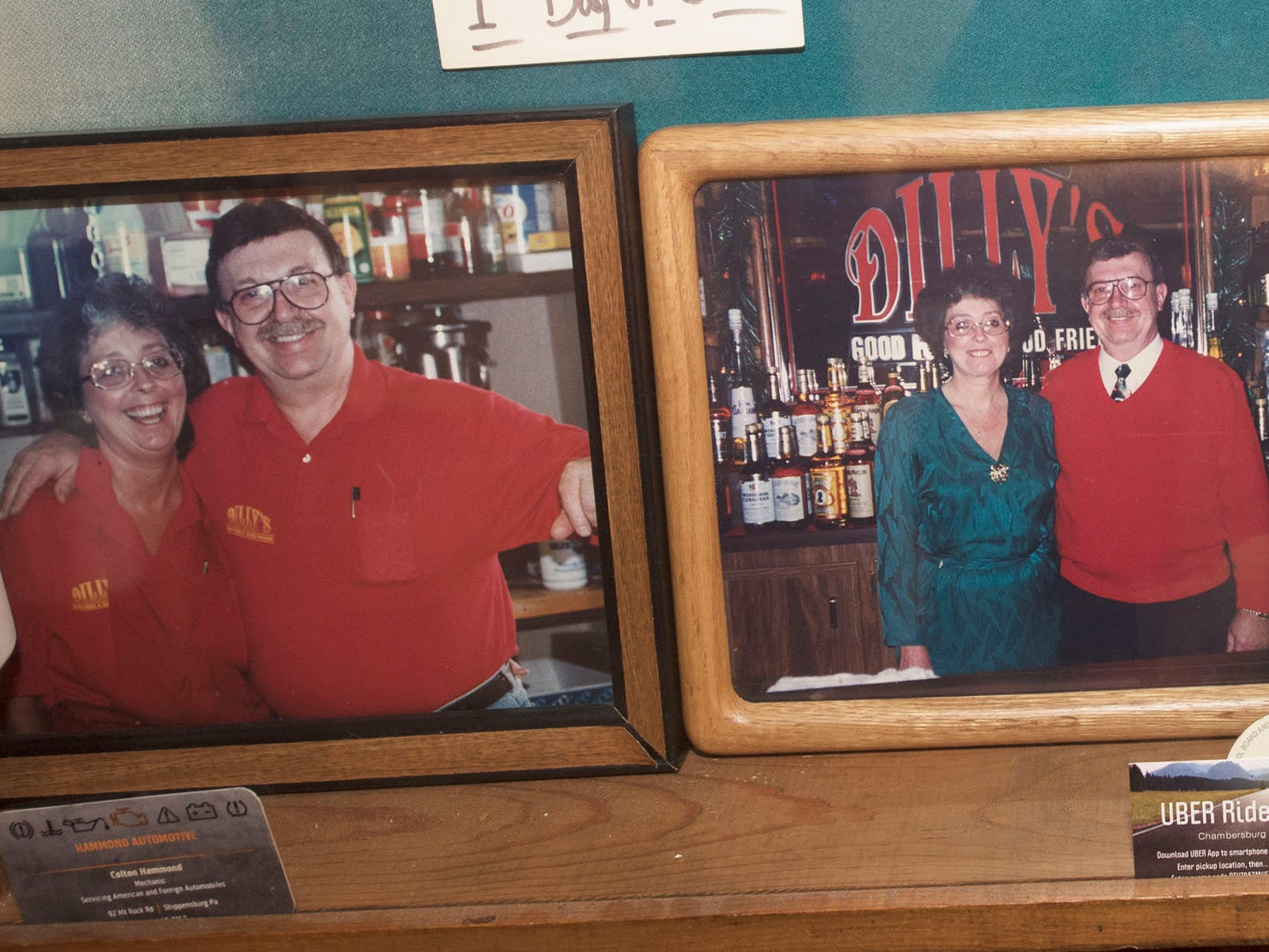 Photos show Del Mills and Sandy Mowen at the restaurant. Health problems experienced by Dilly's owners Del Mills and Sandy Mowen were cited as a reason they are closing the Chambersburg restaurant.
