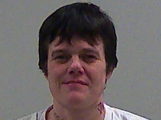 APPREHENDED: Naomi Baker, 41, white female, 5-5, 160 pounds. Warrant: Theft. Anyone with information about any of the wanted people should call Richmond Police Department at (765) 983-7247.
