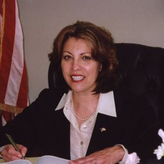 State Supreme Court Justice Ann Marie Taddeo