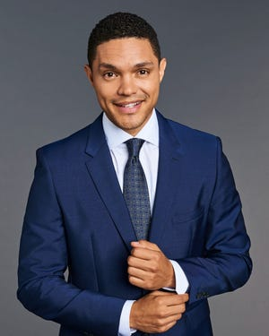 Trevor Noah is impressed with Rochester's rich history.