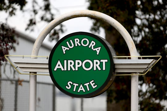 The Aurora State Airport in Aurora on Wednesday, Oct. 24, 2018. There is a $37 million dollar proposal to expand the airport.